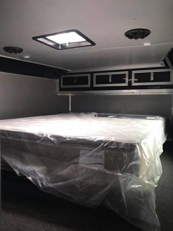 2019 Continental Cargo Living Quarters Car / Racing Trailer