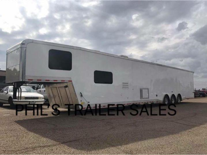 2019 Continental Cargo Living Quarters Car / Racing Trailer