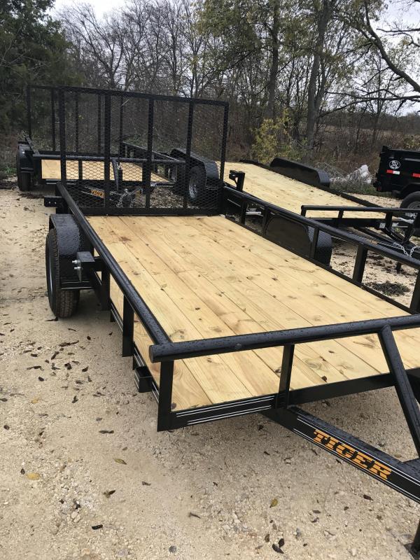 2018 Tiger 6x12 utility trailer Utility Trailer