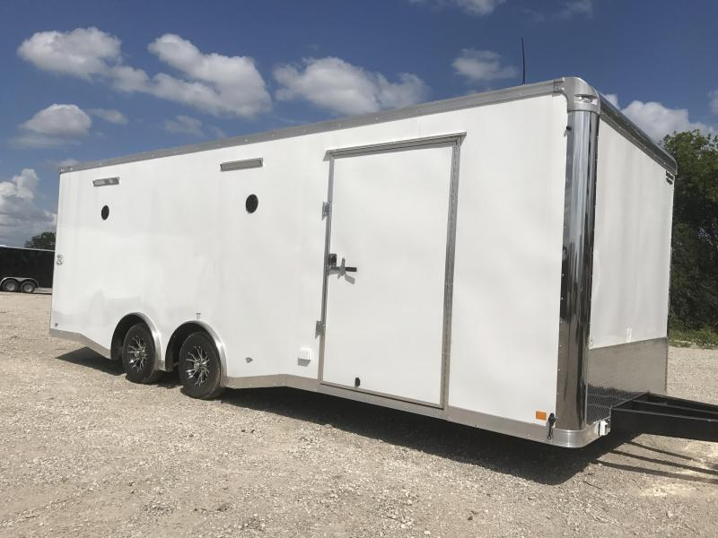 Continental Cargo 24 Enclosed Trailer Car / Racing Trailer