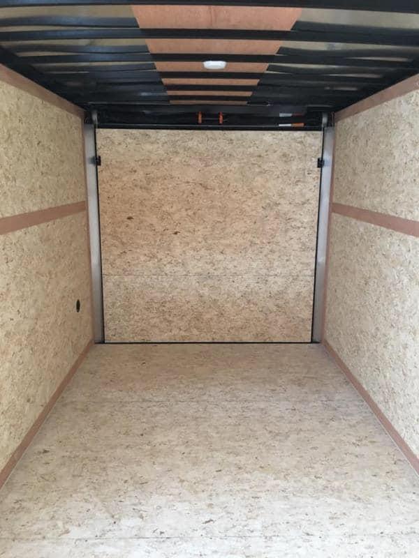 Wells Cargo 7X14 2 TONE ALUMINUM ROOF   Enclosed Cargo
