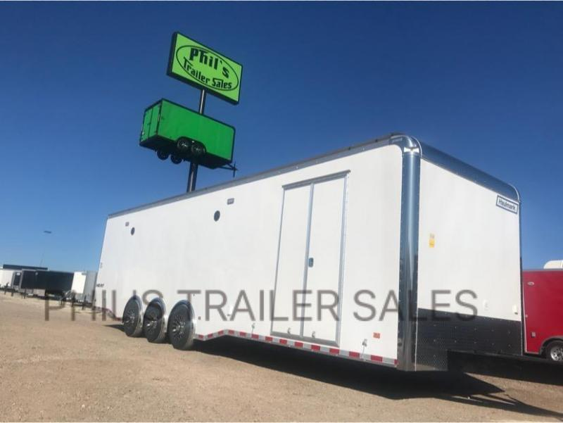 2018 32'  Haulmark Race Trailer Car / Racing Trailer