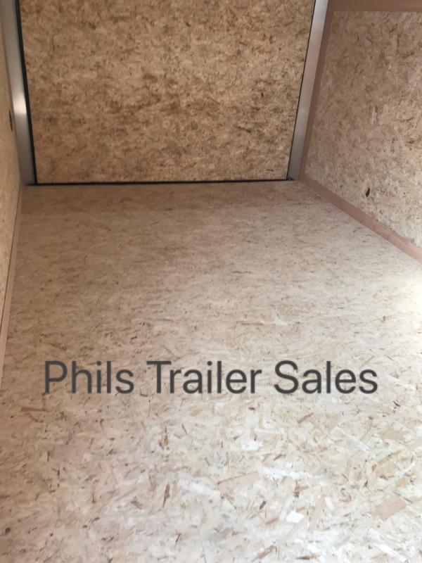 2019 7x12TA Haulmark TRANSPORT Cargo / Enclosed Trailer