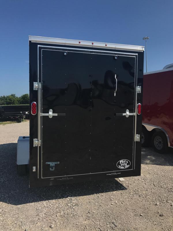 "Texas Select 6x12 +2  6'6"" interior ht Enclosed trailer Cargo / Enclosed Trailer"