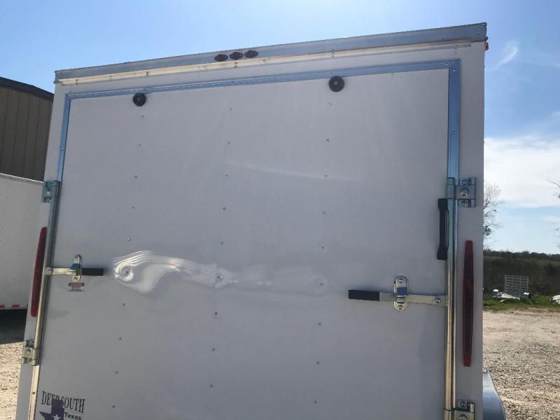 2018 7x14 + 2  7 ft interior ht  EXTRA HT  Enclosed Trailer Enclosed Cargo Trailer