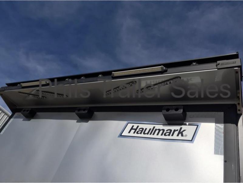 34' Haulmark EDGE Car / Racing Trailer LOADED
