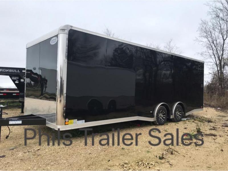 2020 24' COMMERCIAL GRADE Continental Cargo NOS Car / Racing Trailer