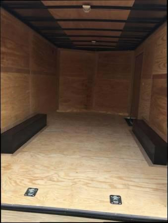 Cargo Mate Econo Hauler Wedge 8 5 x24 7 ft tall