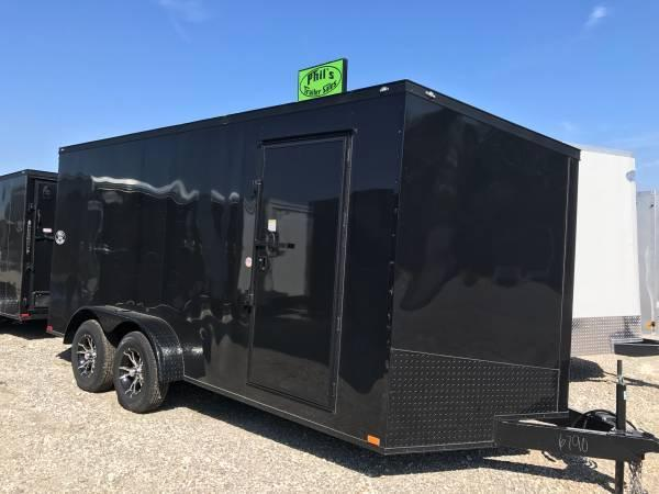 Spartan CARGO Enclosed Cargo Trailer