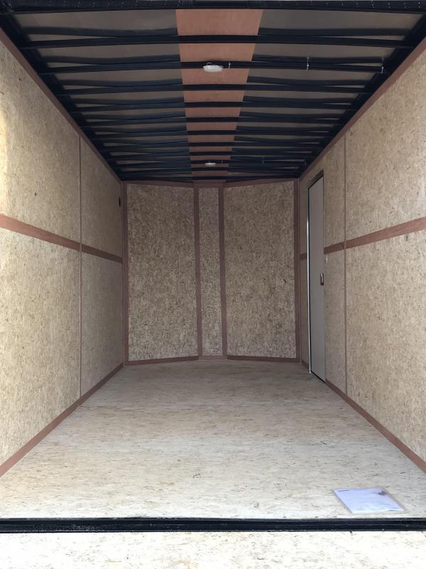 2019 7x16TA 7 ft interior  Haulmark TRANSPORT Cargo / Enclosed Trailer