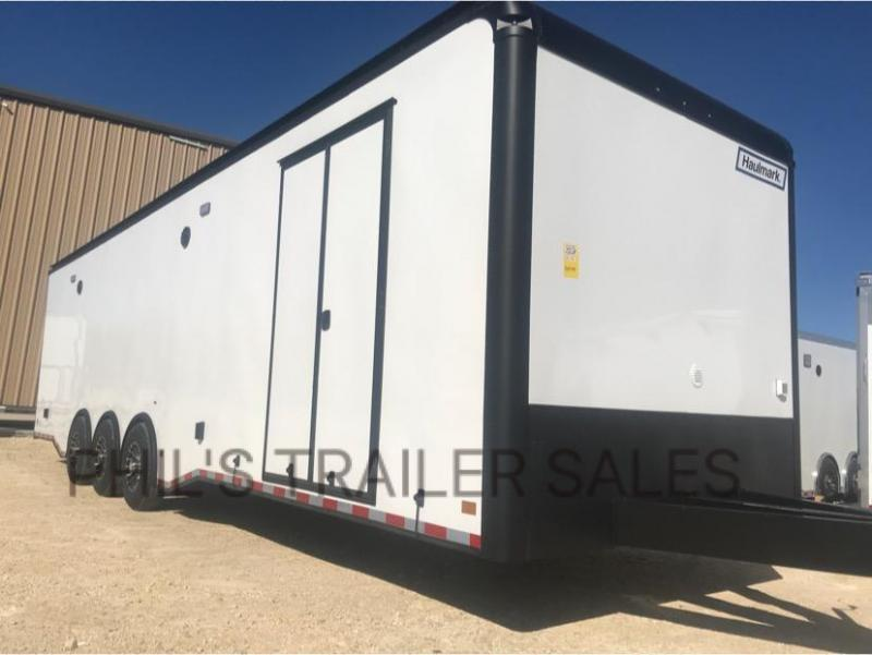 2018 Haulmark Race Trailer Car / Racing Trailer