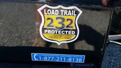 "2017 Load Trail 83"" x 14' Single Axle Trailer"