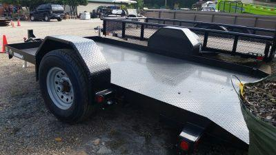 2016 Load Trail 12' x 77 Scissor Tilt Deck - FOR RENT