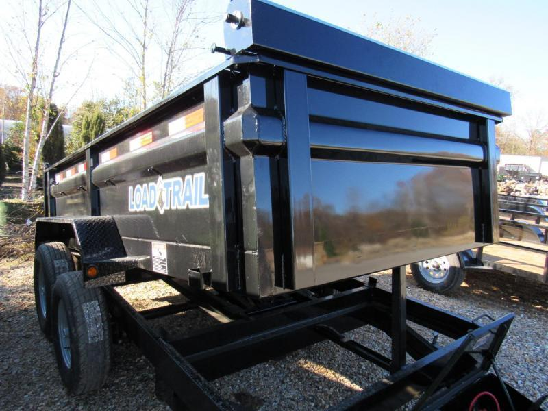 2017 Load Trail DT 122 Dump Trailer