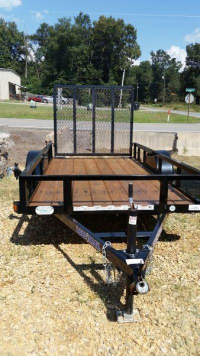 "2016 Load Trail 60"" x 10' Single Axle Tilt Trailer"