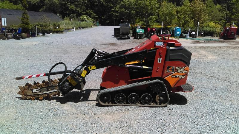 Ditchwitch SK752 - Diesel Trencher