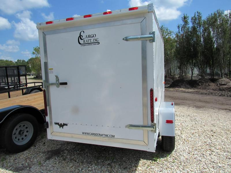 Rental 2017 10 X 5 Cargo Craft Enclosed Cargo Trailer