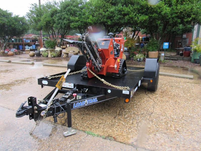 2018 Ditch Witch C24X Walk Behind Trencher | River Valley