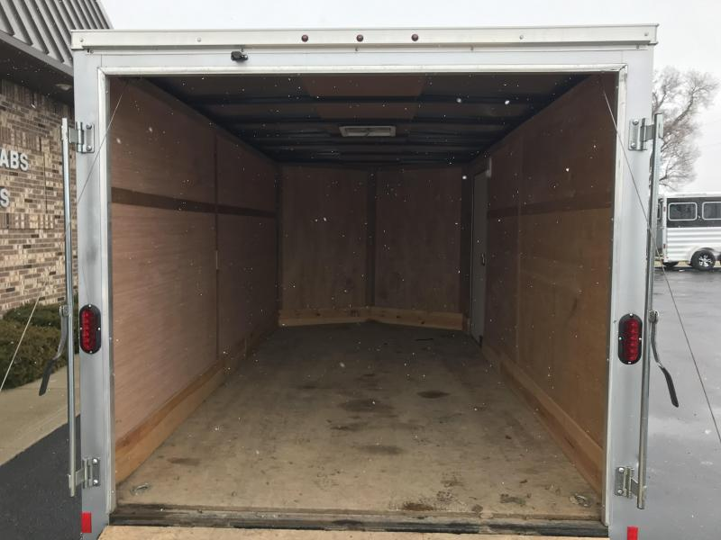 2016 Haulmark 7' X 14'  Enclosed Cargo Trailer