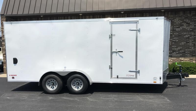 2019 Cargo Mate  7' x 18'  Enclosed Cargo Trailer