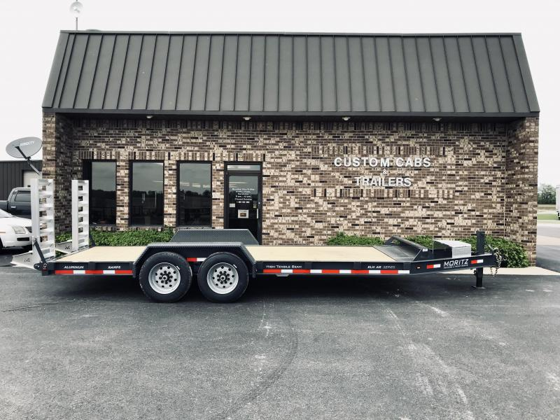 2019 Moritz International 20' AR Flatbed Trailer