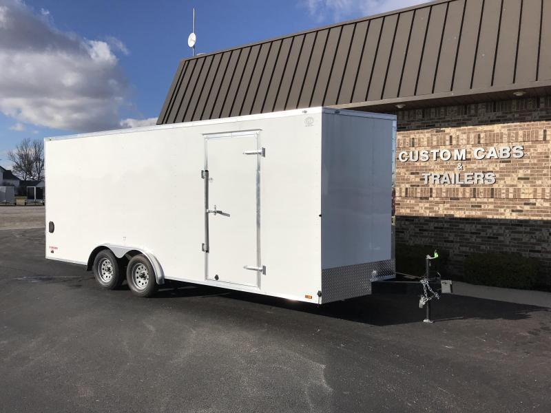 2020 Cargo Mate 8' x 20'  Enclosed Cargo Trailer