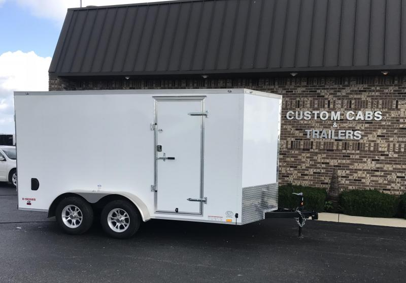 2019 Forest River 7'  x  14'  Enclosed Cargo Trailer