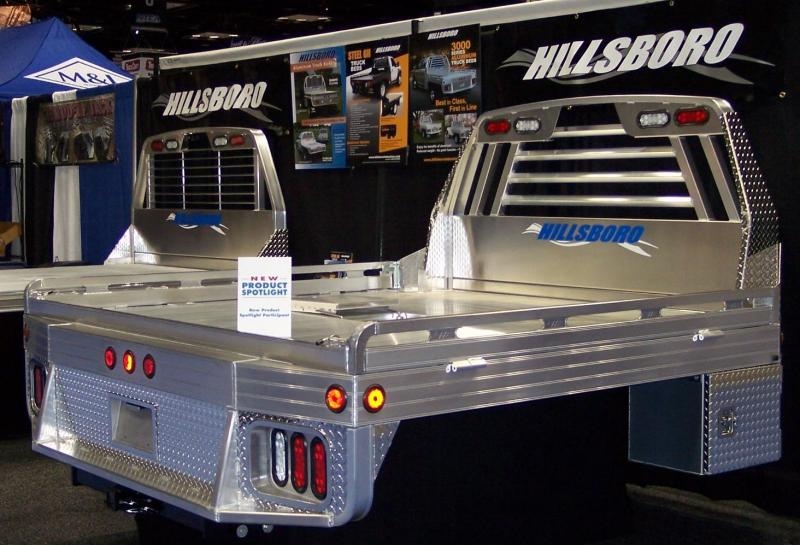 2018 Hillsboro 3000 Truck Bed
