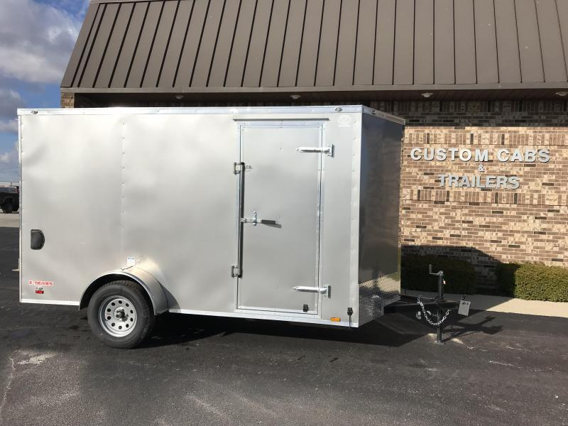 2019 Forest River 6' x 12'  Enclosed Cargo Trailer