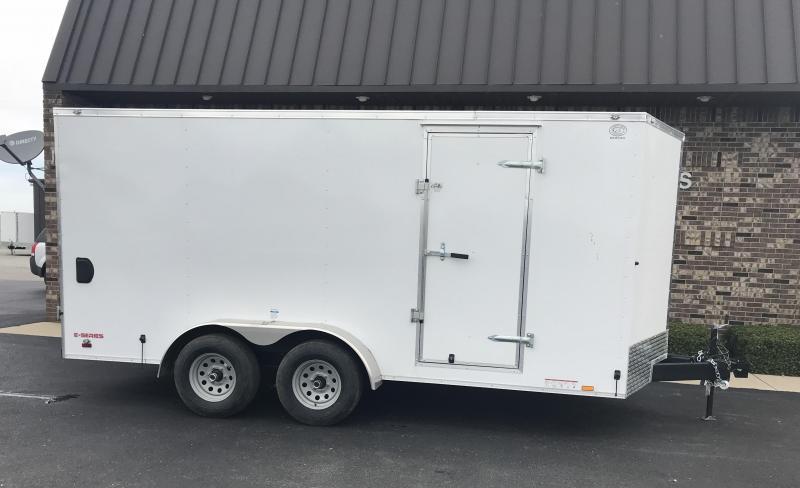2020 Cargo Mate 7' x 16'  Enclosed Cargo Trailer