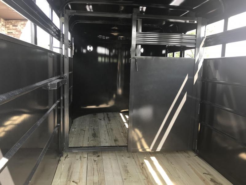 2019 CornPro Trailers SB-16 6S Livestock Trailer