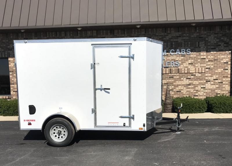 2020 Cargo Mate 6' x 10'  Enclosed Cargo Trailer