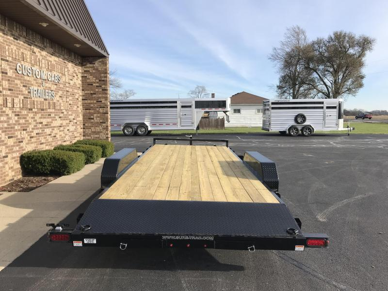 2019 Sure-Trac 20'  Wood Deck Car Hauler  10K