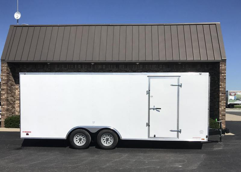 "2019 Cargo Mate 8.5"" X 20'  Enclosed Cargo Trailer"