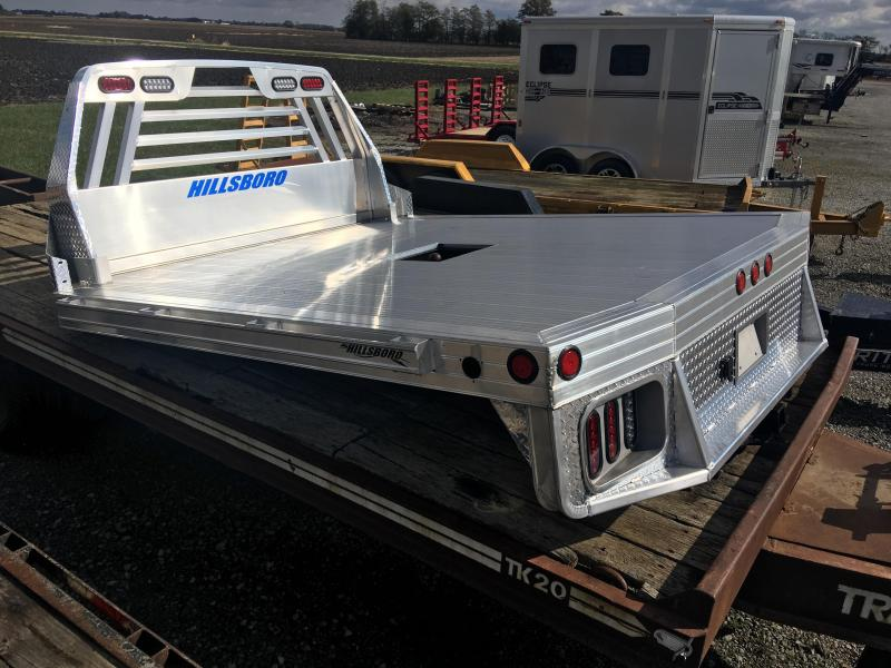 2018 Hillsboro Industries 2500 Truck Bed