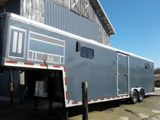 Gooseneck Cargo / Enclosed Trailers for sale | Cargo