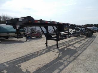 Kaufman Car Carrier/Hauler trailers for sale