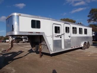 2005 Featherlite FL8549 4-Horse Trailer