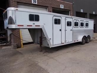 2000 Featherlite FL8541-4H Horse Trailer