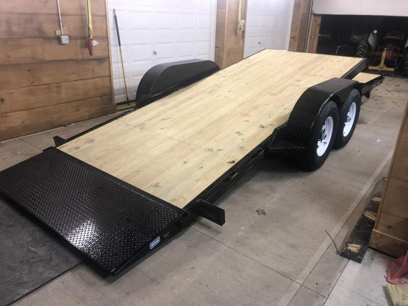 2019 EQUIPMENT TILT TRAILER