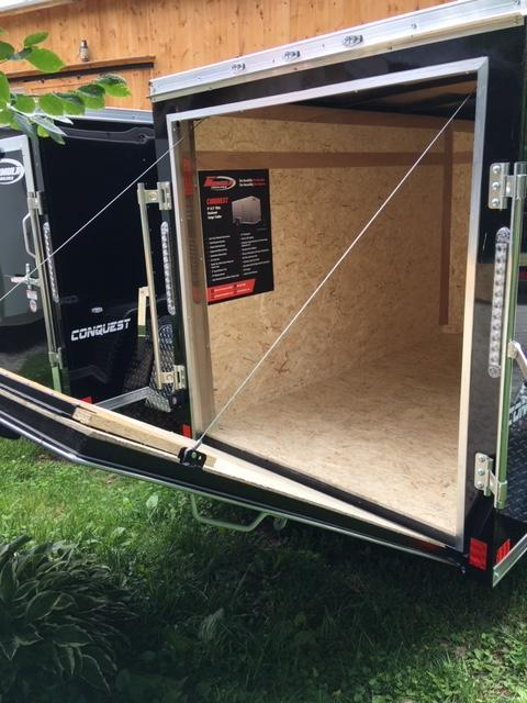 2020 FORMULA 5' X 8' ENCLOSED CARGO TRAILER