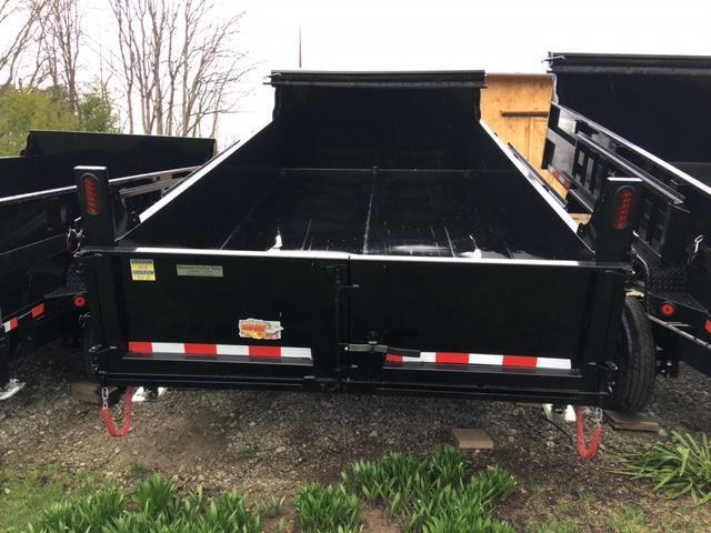 """2019 QUALITY STEEL PRODUCTS 83"""" X 14' DUMP TRAILER"""