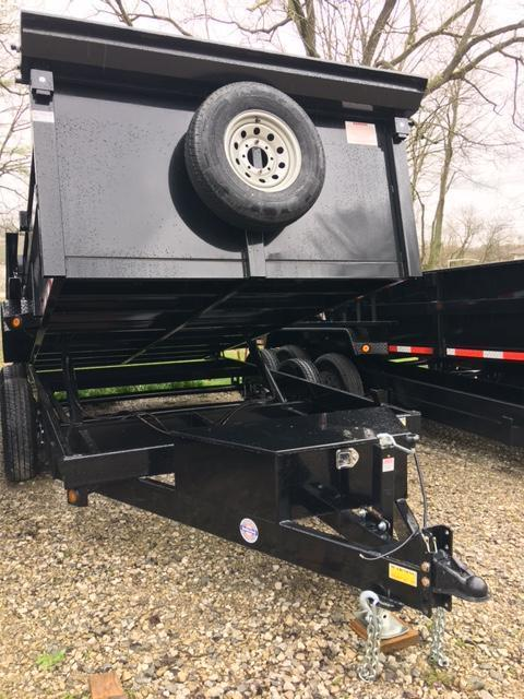 "2019 QUALITY STEEL PRODUCTS 83"" X 14' DUMP TRAILER"
