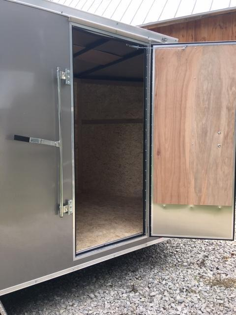 2020 TRIUMPH FORMULA FACTORY SPECIAL 7' X 12' ENCLOSED CARGO TRAILER