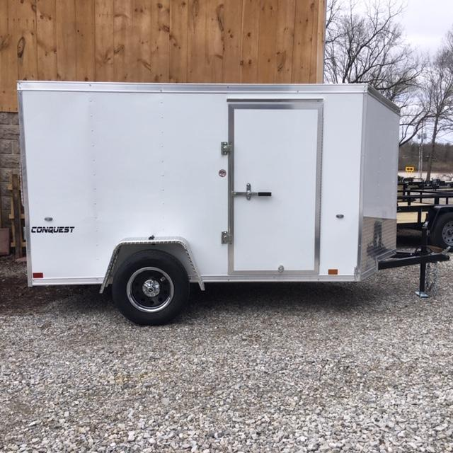 2019 FORMULA 5' X 10' ENCLOSED CARGO TRAILER