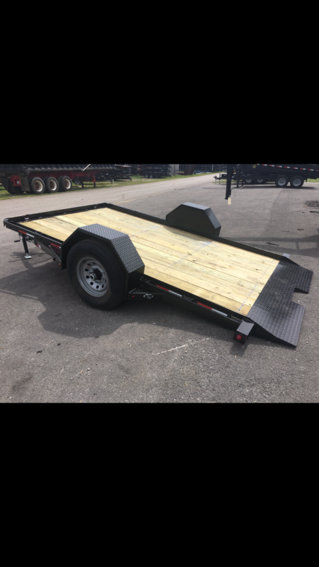2019 7' x 12' GATOR MADE SCISSOR / MAN LIFTS / TRENCHERS / SMALL ROLLERS / STUMP GRINDER TRAILER