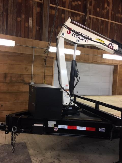 2019 EQUIPMENT CRANE TRAILER