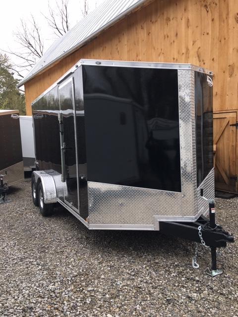 2020 Formula TrailerS TRIUMPH 7' X 14' + 6 Enclosed Cargo Trailer