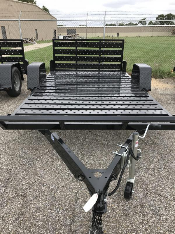 6.5' X 13' TOY - ATV HAULER