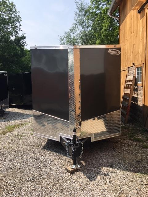 2019 7' X 16' ENCLOSED CARGO TRAILER